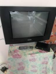 Venda TV de 21 polegadas toda funcionando