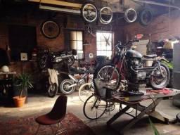 MECÂNICO de motocicletas