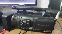 Filmadora panasonic ag 150-hmc150p
