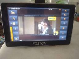 Gps e tv digital foston