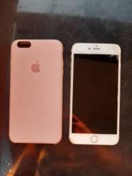 Iphone 6s Plus + Capinha original Apple