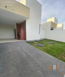 Casa de 2 quartos, sendo 1 suíte no Jd Todos os Santos - Senador Canedo