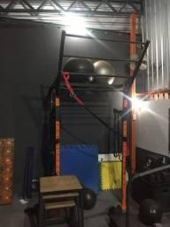 Rack Crossfit/ estação/ gaiola