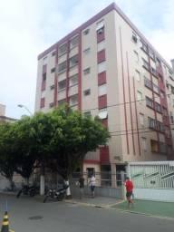 Apartamento de 1 dormitorio, Boqueirao Praia Grande,  1 vaga de auto portaria 24 hs