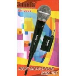 (WhatsApp) microfone dinâmico sem fio mt-2002