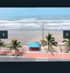 Cobertura duplex frente praia em Mongaguá