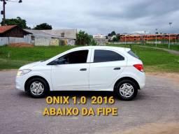 ONIX 2016 ABAIXO DA FIPE