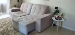 Sofá retrátil usado 2,20 m