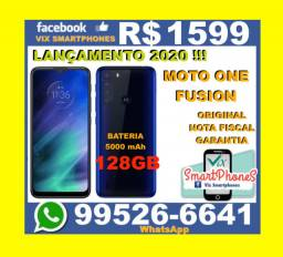_*=*=*_* Moto One Fusion 128GB superior ao g8 plus power -$_$- 5001fwjhd!#%#$!