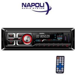 Som automotivo Napoli 3520 Bluetooth melhor custo benefício