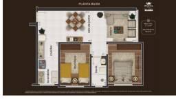 Alugo apartamento - Edifício Royal