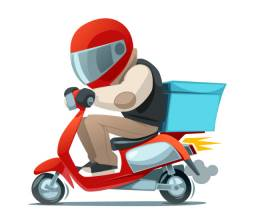 Precisando de entregador / motoboy