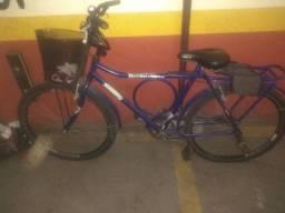 Vendo bicicleta usada bom estado