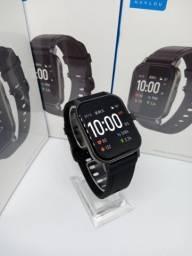 R$225 Smartwatch Haylou LS02 entrega grátis Joinville