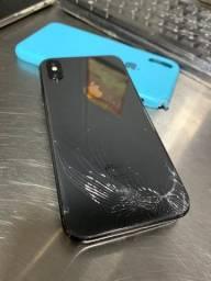 IPhone X (leia a descrição)