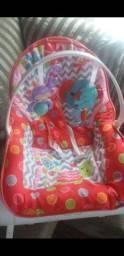 Cadeira de balanço bebe