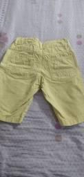 Bermudas e calça infantis