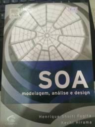 Livro Semi Novo Arquitetura Orientada a Serviços