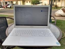 Vendo Notebook Samsung I3 6° Geração