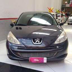 Peugeot 207 sedan 2012**entrada a partir de R$ 1000**