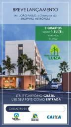 Residencial Park Luiza lançamento ao lado da João Paulo em Ananindeua