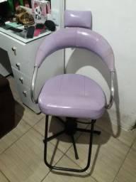 Cadeira hidráulica salão ou barbearia muito boa!!