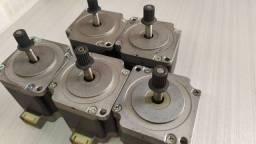 Kit 5 Motores De Passo Nema 23 com 10 Kgf Cnc Router