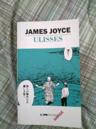 Livro Ulisses - James Joyce - formato Mangá