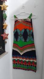 Vestido Farm Borboletas P