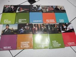 10 livros  com DVD original.