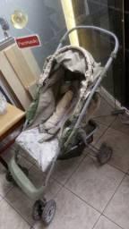 Carrinho de bebê ( dobrável )