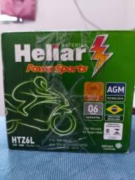 Bateria de moto- HELIAR HTZ6L