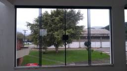 Janela de Vidro Blindex 2,22x1,37