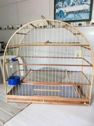 Vendo gaiola para trinca-ferro, sabiá, pássaros grandes