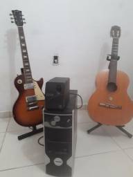 Vendo PC, Guitarra, violao