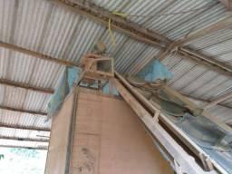Fabrica de argila e máquina de tijolo ecológico