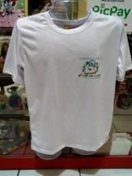 Sua logo na camisa