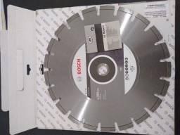 Disco Diamantado Bosch para concreto NOVO na caixa