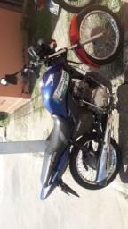 Fan 125 ks ano 2009