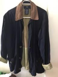 Jaqueta tamanho G. Rs 110,00
