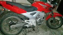 Twister 2008 - moto impecável