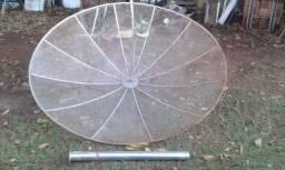 Antena parabólica - Dourados MS