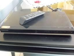 Dvd sansumg c/ controle