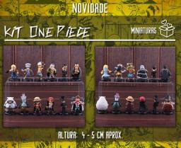 Miniaturas One Piece