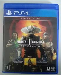Mortal Kombat Aftermath (PS4)