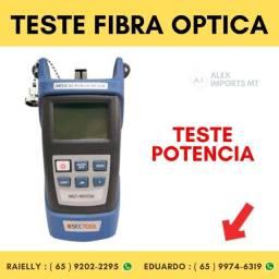 Testador Potencia Fibra Optica Seccon Nklt-Nkx70A Maquina de Teste Opitica