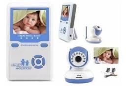 Babá Eletrônica com monitor sem fio