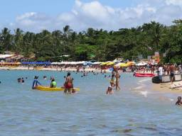 Alugo para temporada Apartamentos na praia de Coroa Vermelha região de Porto Seguro!