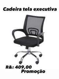 Cadeira de escritório super confortável