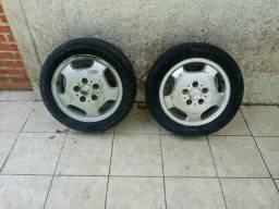 Rodas Classe A 160